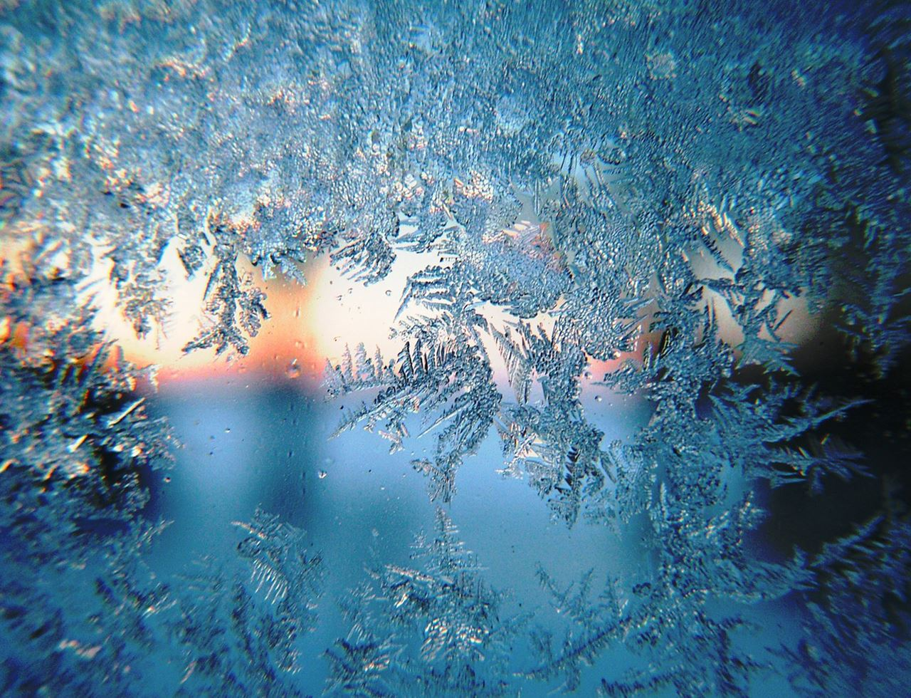 freezing window