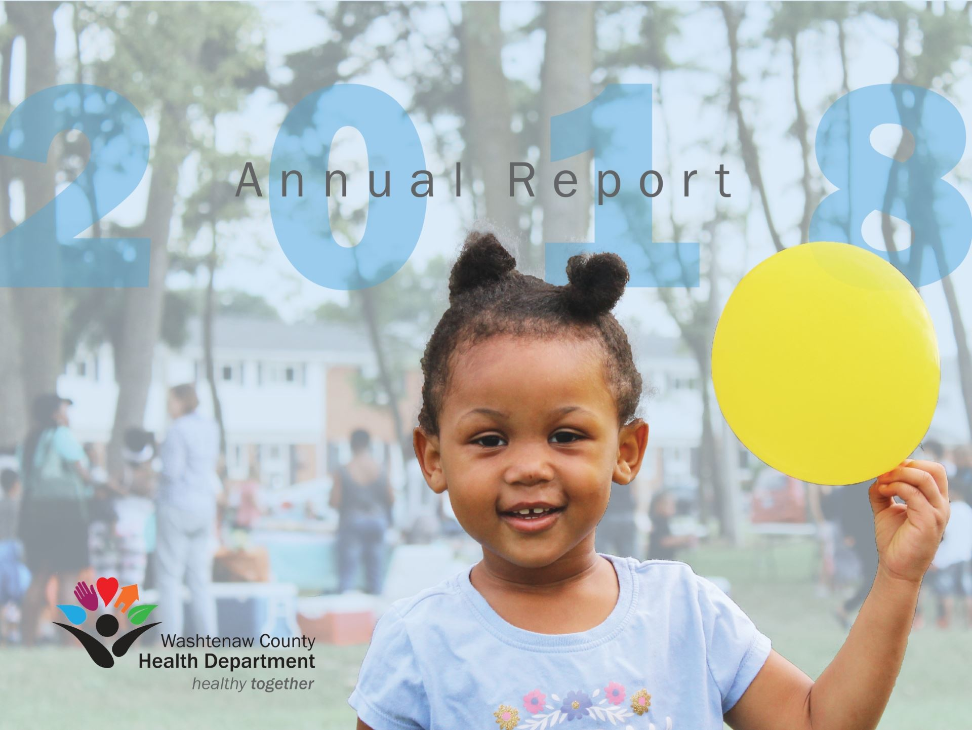 Annual Report Cover newsflash