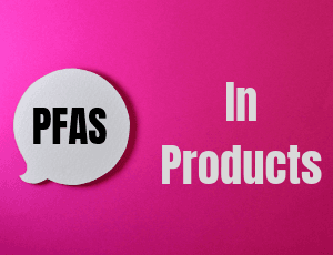 PFAS-In_Products text on a fucia background