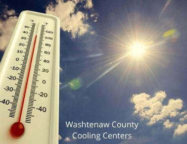 Washtenaw County Cooling Centers