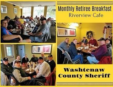 WCSO Retiree Breakfast Picture